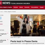 Paola Iezzi su RSI Radiotelevisione svizzera