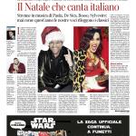 Paola Iezzi sul Corriere della Sera di oggi