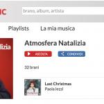 """""""Last Christmas"""" nella playlist Atmosfera Natalizia di TIMMUSIC"""