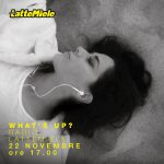 Paola Iezzi ospite a What's up? su Radio Lattemiele