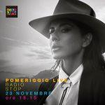 Paola Iezzi ospite a Pomeriggio Live su Radio Stop