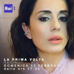 Paola Iezzi ospite domani a La prima volta