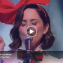 "Paola Iezzi live con ""Blue Christmas"" a Stracult Live Show - video"