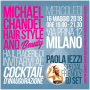 Paola Iezzi special DJ set – Michael Chandel Hair Style and Beauty – Milano