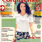 Paola Iezzi in copertina su Confidenze