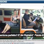 Tgcom24 – intervista di Pezzali e photogallery con Paola