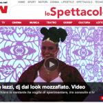 Video intervista per Lospettacolo.it