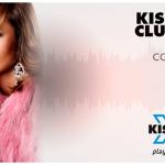 Paola Iezzi ospite a Kiss Kiss Clubbing su Radio Kiss Kiss