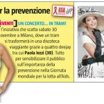 Paola su TV sorrisi e canzoni n. 48/2013 – articolo