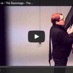 Paola Iezzi – Se perdo te – Backstage
