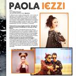 Paola Iezzi su Maxim n. 2/2014 di febbraio – articolo
