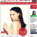 Paola Iezzi, intervista su VanityFair.it