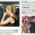 Paola su TV sorrisi e canzoni n. 16/2014 – articolo