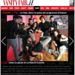 Paola Iezzi su Vanityfair.it – dietro le quinte de La Pista