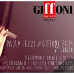 Paola Iezzi al Giffoni Experience 2014