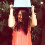 Paola Iezzi per #IceBucketChallenge