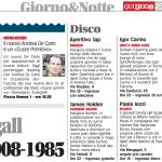 Appuntamento DJ set al Blanco su Leggo ed. Milano