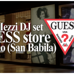 Paola Iezzi special DJ set presso il GUESS store a Milano