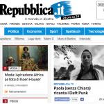 Get Lucky, Videoclip – superate 1000 condivisioni da La Repubblica