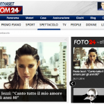Paola Iezzi su Tgcom24
