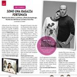 Paola Iezzi su Vanity Fair n. 46/2014 – articolo