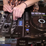 Paola Iezzi DJ set per Stroili Social Heart – video