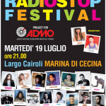 Paola Iezzi live – Radio Stop Festival, Marina di Cecina (LI)