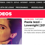 Lovenight (Baila con la luna) – video in esclusiva sul sito di Los 40
