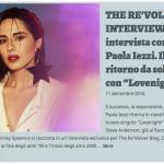 Paola Iezzi su The Re'Volver Blog
