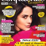 Paola Iezzi in copertina su Confidenze n. 47/2016
