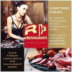 Paola Iezzi special DJ set – Rovagnati Bistrò – Milano