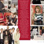 Paola Iezzi su Vanity Fair n. 15/2017 – articolo