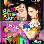 Paola Iezzi special DJ Set – Radio Stop Party – Pride Park Firenze