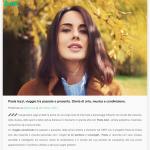 Paola Iezzi sul blog di Badi