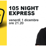 Paola Iezzi ospite a 105 Night Express su Radio 105