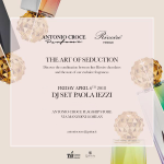Paola Iezzi special DJ set – Antonio Croce Store – Milano