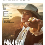 Paola Iezzi in copertina su Danceland n. 7/2018