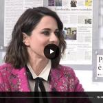 Paola Iezzi video intervista su ilmessaggero.it