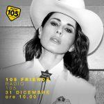 Paola Iezzi ospite a 105 Friends su Radio 105