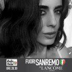 Paola Iezzi ospite su Radio Italia