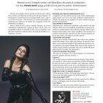 Paola Iezzi su Vanity Fair n. 3/2020 – articolo