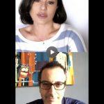 Paola Iezzi #50domandesecche di Luca Bianchini